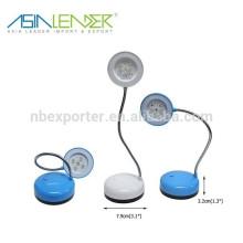 Новый дизайн гибкий светодиодный свет 5 светодиодов Book Light