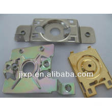 high precision zinc plated sheet metal