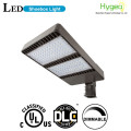 Excellent quality,150W LED shoebox light with UL/cUL certified