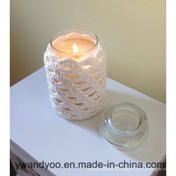 Bougie de cire de soja parfumée d'anniversaire à Matro Jar