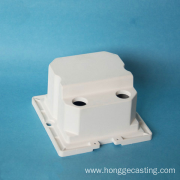 Electric aluminum alloy LED shell die casting frame