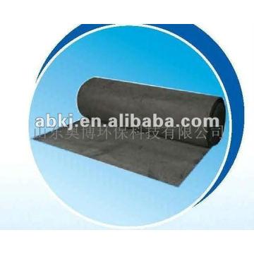 Kohlefiltermedium in Rolle / Initial Air Fiter / Pre Luftfilter