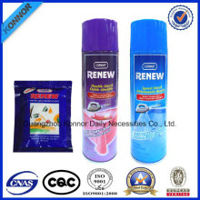 Heißer Verkaufs-gutes schnelles sauberes Stärke-Spray-Tuch-Reinigungs-Spray