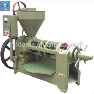 Máquina de extracción de aceite de sésamo negro / blanco de sabor fuerte