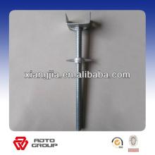 2013 China! Jack-cabeça de parafuso de andaime ajustável