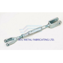 Tractor Adjustable Levelling Assembly with Clevis U