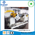 steel single door frame roll forming machine UNOVO fabrication
