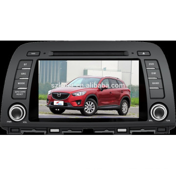 Android 4.4 car DVD with Bluetooth,MIRROR-CAST,AIRPLAY,DVR,Games,Dual Zone,SWC for Mazda CX-5 2014