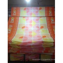 Tissu polyester haute densité