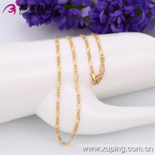 Xuping moda 18k ouro colar de cores primária-secundária (42517)