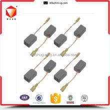 Hi-tech wide range low voltage carbon brush dc motor