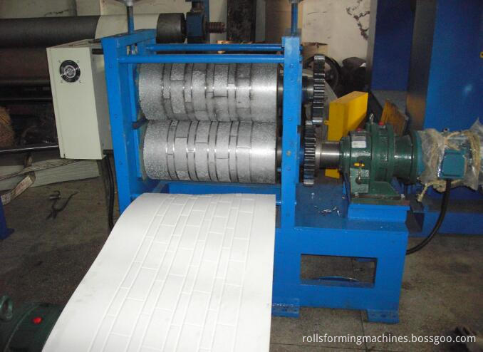 floor sheet embossing machine (7)