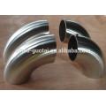 304 316 encaixe de tubulação sanitária tri-clamp aço inoxidável