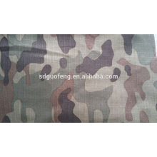 la tropa de tierra uniforma la tela impresa camuflaje digital militar TC 85/15 21 * 21/100 * 50/60 '170-225gsm