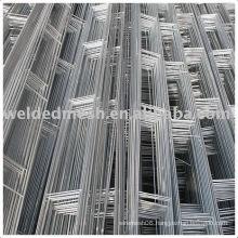 galvanized wall block ladder mesh