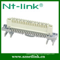 Right Angle 10 Pairs Krone LSA Disconnection Module