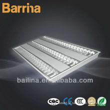 3X28w T5 embutida grade fluorescente lâmpada embeded montado