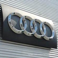 Automobile Parts Metal Parts Car Accessories 3D Channel Letters