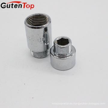 Ajuste de alta calidad de la extensión del tubo del hilo masculino del precio de fábrica de GutenTop