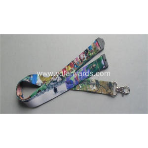 Designer Polyester Necklace Lanyard
