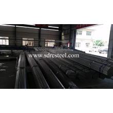 12-Meter Long Pre-Galvanized Steel Pipe