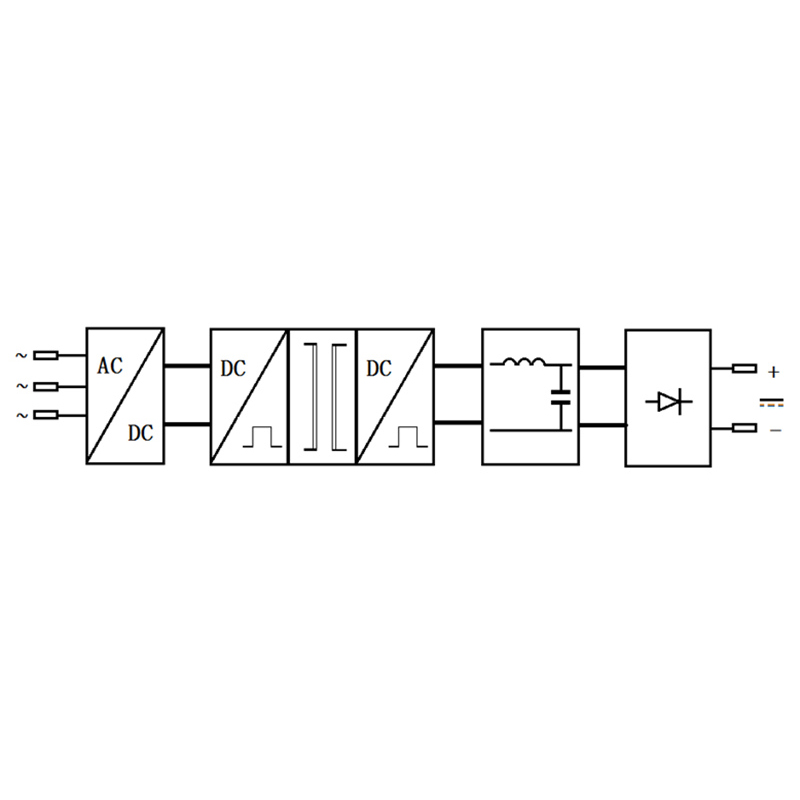 Mtp Dc Power Supply Block Diagram With Edu