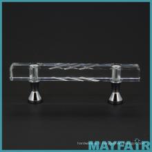Poignées de tiroirs à tiroirs modernes en céramique