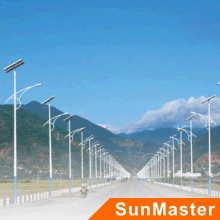 100W Solar Power Street Light