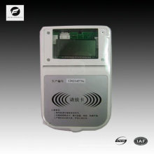 Medidor de agua con prepago de tarjeta IC para agua del grifo