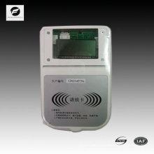 Compteur d'eau de prépaiement de carte d'IC pour l'eau du robinet