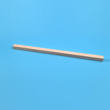 Square 99% Alumina Ceramic Stick with Pink Color
