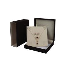 Caixas feitas sob encomenda do desenhador de moda da caixa de presente da colar