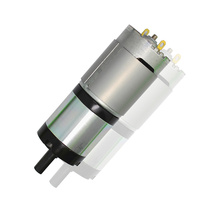 36mm Plantary Gearbox High Torque 12v DC Gear Motor