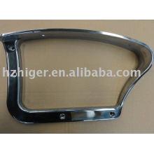 accoudoir en aluminium / pièces de chaise / aluminium coulée sous pression