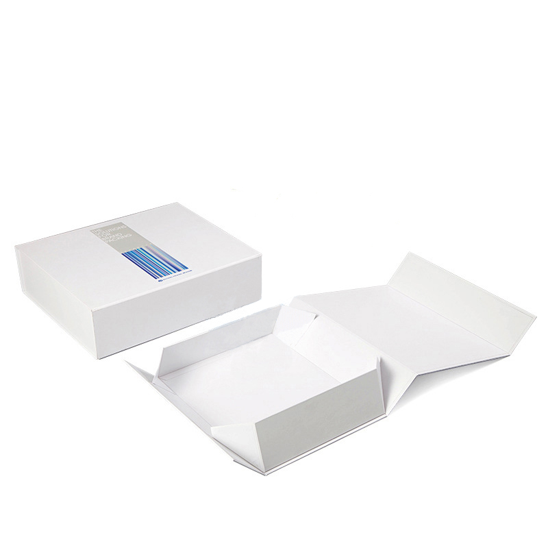 Paper Magnetic Rigid Packaging Box