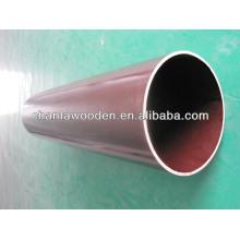 18 mm de álamo núcleo de columna circular de encofrado película de madera contrachapada para la construcción