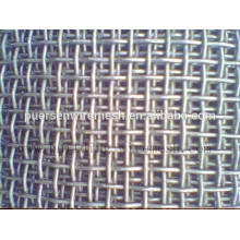 hot dipped/electro galvanized square wire mesh