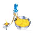 Alimentador de mola para grãos de milho