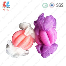 Elegant crafted mesh bath ball