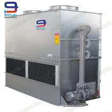 China Torre de resfriamento de circuito fechado de superdyma evaporativo condensador