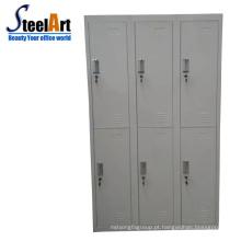 Armário dos vestuários do metal do armário do quarto de Steelart