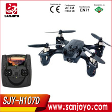 Hubsan X4 H107D FPV RTF Live Video RC Drone Quadcopter With Camera hubsan fpv x4 plus h107d rc quadcopter
