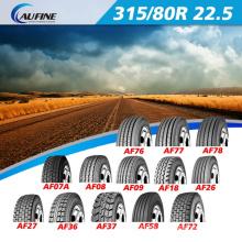 Gcc aprobado del neumático del carro (12R22.5 13r22.5 de 315/80r22.5)