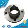 Chapa DIN aço carbono tubo flange flange de aço inoxidável