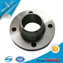 Collier de soudure DIN2633 ss304 bride de matériau meilleur prix