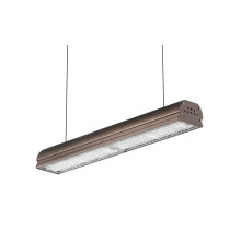 Nouvelle conception 80W LED High Bay Industrial Light Linear Bay Light 5 ans de garantie