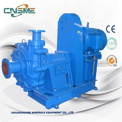 ASH Metal Slurry Pumps