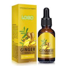 Wholesale Ginger Hair Growth Oil Hair Growth Repair Treatment Oil