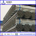 """Bs1387 Galvanized Steel Pipe (O. D: 1/2""""-46"""")"""