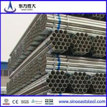 Vorverzinktes Stahlrohr